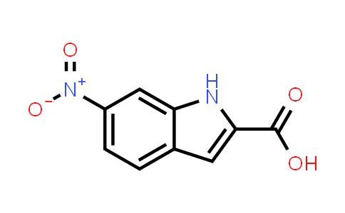 10242-00-9 | 6-Nitro-1H-indole-2-carboxylic acid