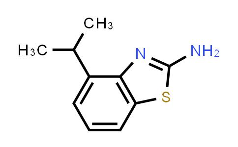1024490-13-8   4-Isopropylbenzo[d]thiazol-2-amine