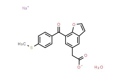 102488-97-1   Tifurac (sodium , hydrate)