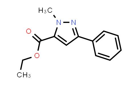 10250-63-2 | Ethyl 1-methyl-3-phenyl-1H-pyrazole-5-carboxylate