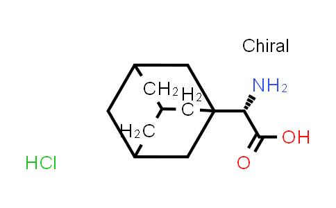 102502-64-7 | (S)-2-(adamantan-1-yl)-2-aminoacetic acid hydrochloride