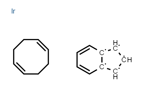 102525-11-1 | (Cyclooctadiene)(η5-indenyl)iridium