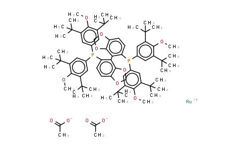 1025477-38-6   Ru(OAc)2[(R)-dtbm-segphos]