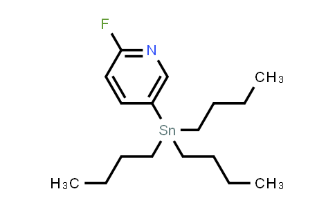 1025687-41-5 | 2-Fluoro-5-(tributylstannyl)pyridine