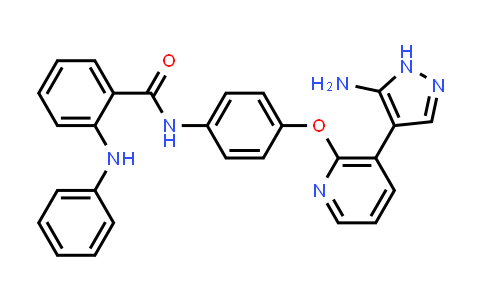 1025751-71-6 | TIE-2 and Aurora inhibitor 1