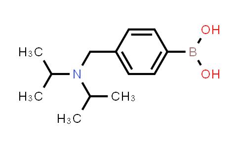 1025900-35-9 | (4-((Diisopropylamino)methyl)phenyl)boronic acid