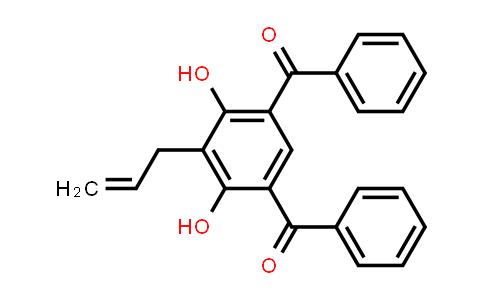 102593-74-8 | (5-Allyl-4,6-dihydroxy-1,3-phenylene)bis(phenylmethanone)