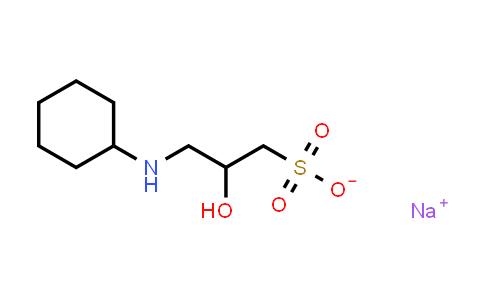 102601-34-3   CAPSO (sodium)