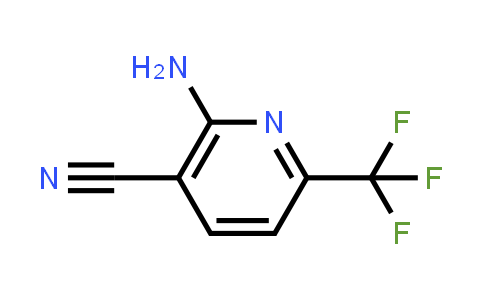 1026039-34-8 | 2-Amino-6-(trifluoromethyl)nicotinonitrile
