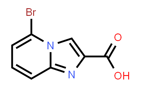 1026201-52-4 | 5-Bromoimidazo[1,2-a]pyridine-2-carboxylic acid