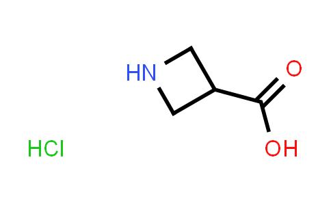 102624-96-4   Azetidine-3-carboxylic acid hydrochloride