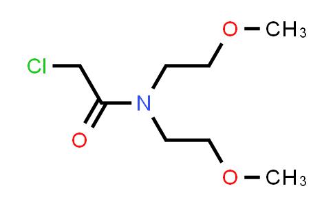 10263-25-9 | 2-Chloro-N,N-bis(2-methoxyethyl)acetamide