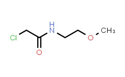 10263-66-8 | 2-Chloro-N-(2-methoxyethyl)acetamide