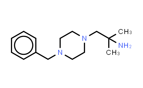 1026440-10-7 | 1-Piperazineethanamine, a,a-dimethyl-4-(phenylmethyl)-