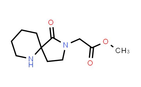 1026489-28-0 | 2,6-Diazaspiro[4.5]decane-2-acetic acid, 1-oxo-, methyl ester