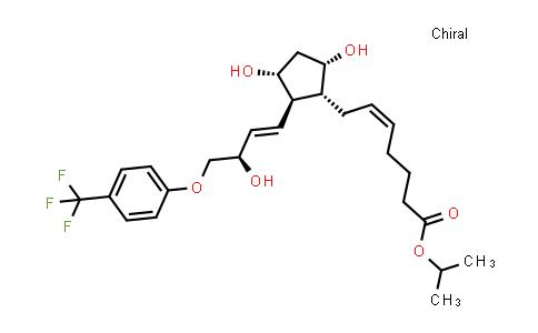 1026542-10-8 | 5-Heptenoic acid, 7-[(1R,2R,3R,5S)-3,5-dihydroxy-2-[(1E,3R)-3-hydroxy-4-[4-(trifluoromethyl)phenoxy]-1-buten-1-yl]cyclopentyl]-, 1-methylethyl ester, (5Z)-