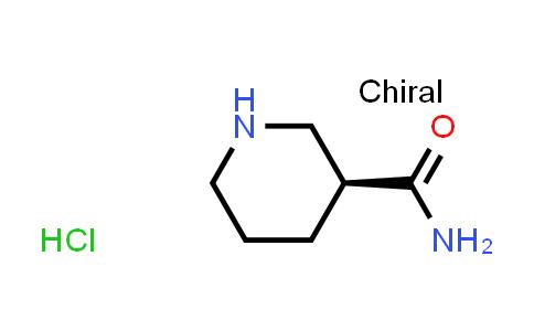 1026661-43-7   (S)-Piperidine-3-carboxamide hydrochloride