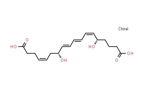 102674-12-4 | 18-Carboxy dinor Leukotriene B4