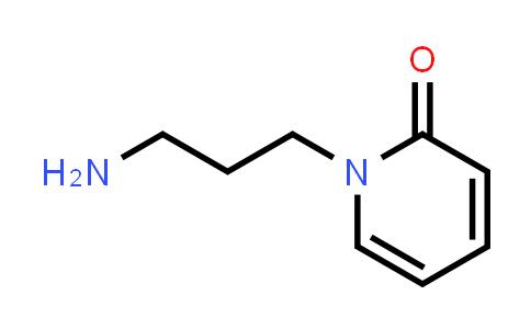 102675-58-1 | 1-(3-Aminopropyl)pyridin-2(1H)-one