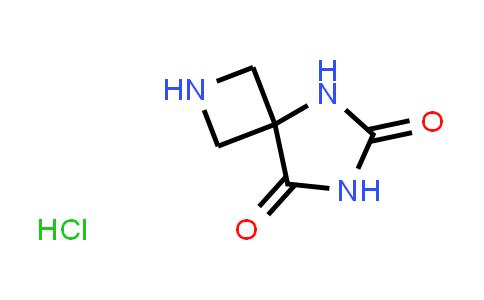 1026796-27-9 | 2,5,7-triazaspiro[3.4]octane-6,8-dione hydrochloride