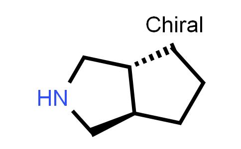 10268-00-5   rel-(3aR,6aR)-Octahydrocyclopenta[c]pyrrole