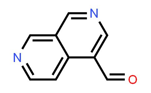 10273-40-2 | 2,7-Naphthyridine-4-carbaldehyde