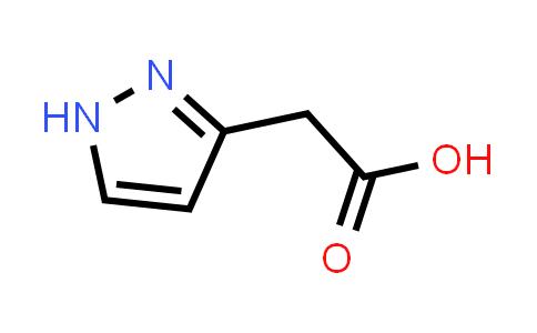 102732-63-8 | 3-Pyrazolylacetic acid