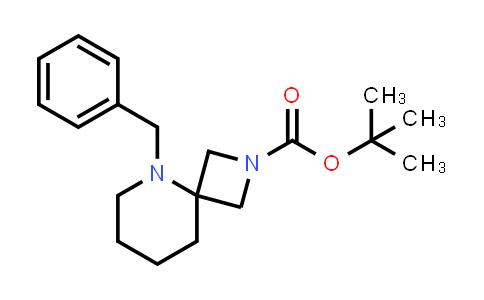 1027333-17-0   2,5-Diazaspiro[3.5]nonane-2-carboxylic acid, 5-(phenylmethyl)-, 1,1-dimethylethyl ester