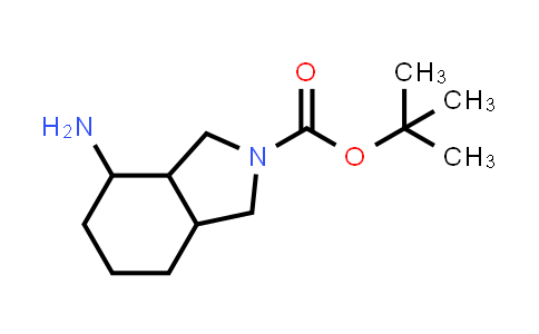 1027333-18-1 | tert-Butyl 4-aminooctahydro-2H-isoindole-2-carboxylate