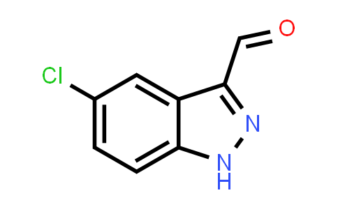 102735-84-2 | 5-Chloro-1H-indazole-3-carbaldehyde