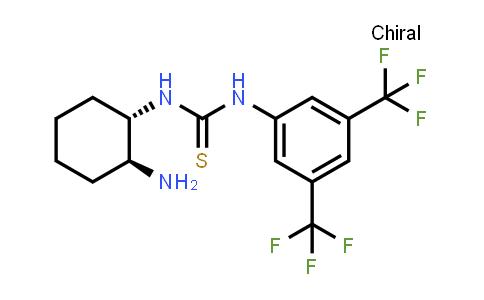 1027476-96-5 | N-[(1S,2S)-2-Aminocyclohexyl]-N'-[3,5-bis(trifluoromethyl)phenyl]thiourea