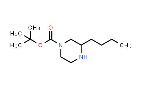 1027511-70-1 | 1-Boc-3-butyl-piperazine