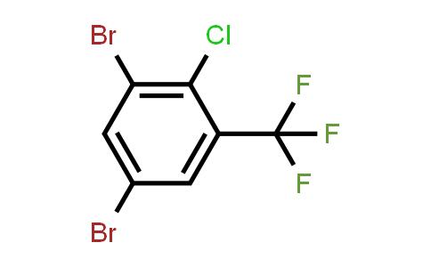 1027512-27-1 | 1,5-Dibromo-2-chloro-3-(trifluoromethyl)benzene