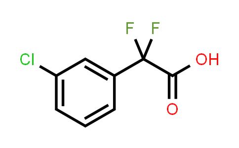1027513-91-2 | 2-(3-Chlorophenyl)-2,2-difluoroacetic acid