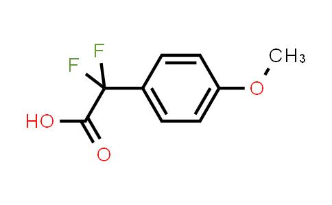 1027513-97-8 | 2,2-Difluoro-2-(4-methoxyphenyl)acetic acid