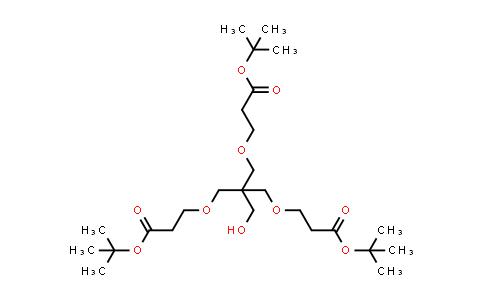 1027581-61-8 | Tri(t-butoxycarbonylethoxymethyl) ethanol