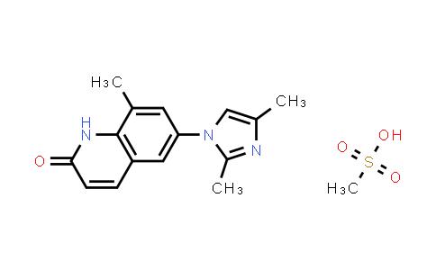 102791-74-2 | Nanterinone mesylate