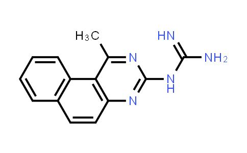 1028-27-9 | N-(1-Methylbenzo[f]quinazolin-3-yl)guanidine