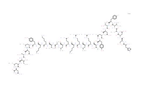 102805-45-8   Vasoactive intestinal octacosapeptide (pig), 6-(4-chloro-D-phenylalanine)-17-L-leucine-
