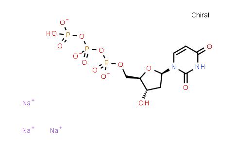 102814-08-4   2'-Deoxyuridine-5'-triphosphate trisodium salt