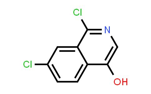 1028252-14-3 | 1,7-Dichloroisoquinolin-4-ol