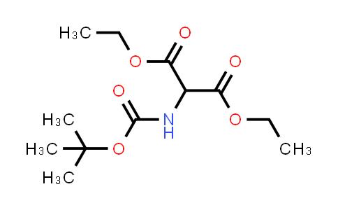 102831-44-7 | Diethyl 2-(tert-Butoxycarbonylamino)malonate