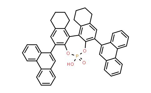 1028416-47-8 | (11bS)-8,9,10,11,12,13,14,15-Octahydro-4-hydroxy-2,6-di-9-phenanthrenyl-4-oxide-dinaphtho[2,1-d:1',2'-f][1,3,2]dioxaphosphepin