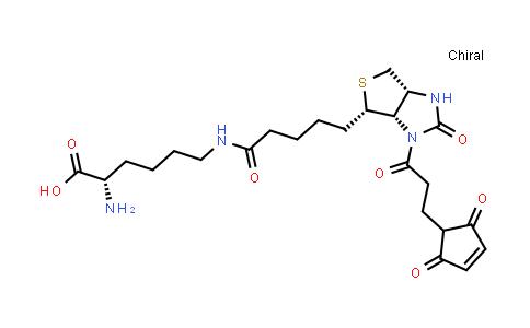 102849-12-7 | 3-(N-Maleimidylpropionyl)biocytin