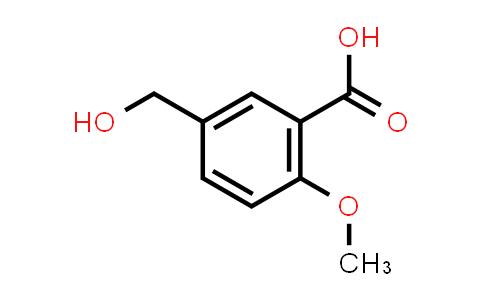 10286-57-4 | 5-(Hydroxymethyl)-2-methoxybenzoic acid