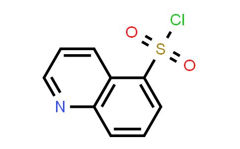 102878-84-2 | 5-Quinolinesulfonyl chloride