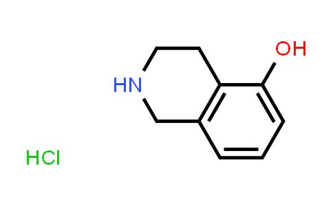 102879-34-5 | 1,2,3,4-Tetrahydroisoquinolin-5-ol hydrochloride