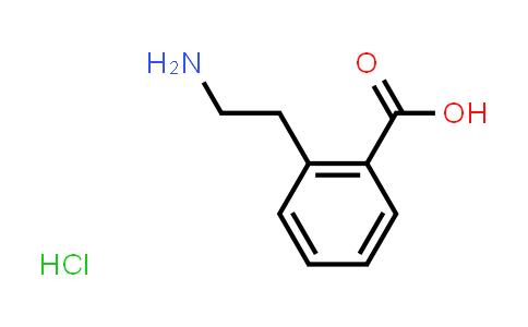 102879-42-5   2-(2-Aminoethyl)benzoic acid hydrochloride