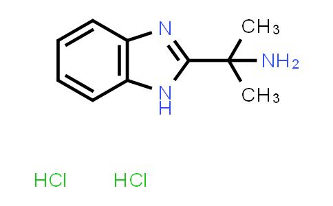 102880-52-4 | [1-(1H-Benzimidazol-2-yl)-1-methylethyl]amine dihydrochloride