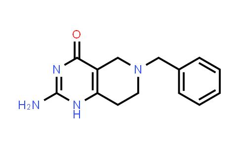 1029-52-3 | 2-Amino-6-benzyl-5,6,7,8-tetrahydropyrido[4,3-d]pyrimidin-4(1H)-one